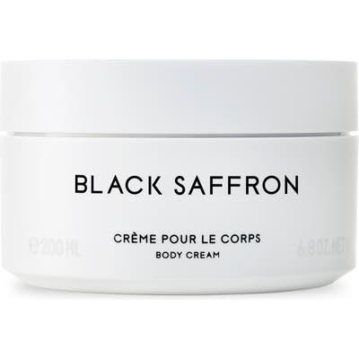 Byredo Black Saffron Body Cream (Limited Edition)