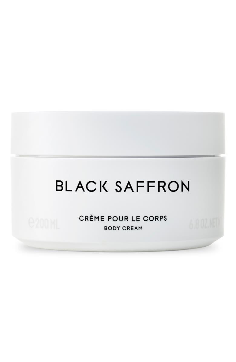 BYREDO Black Saffron Body Cream, Main, color, NO COLOR