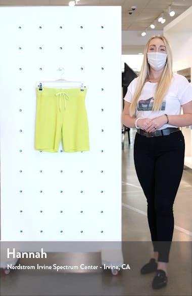 Zahara Biker Lounge Shorts, sales video thumbnail