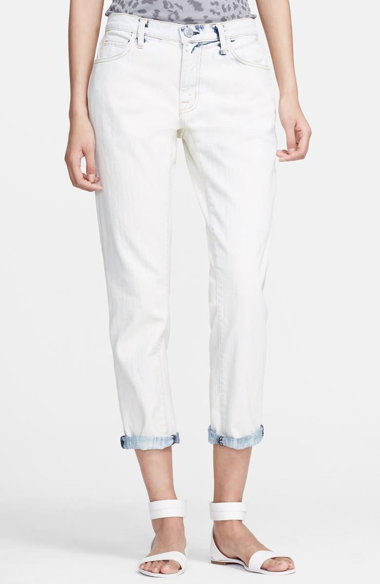 CURRENT/ELLIOTT 'The Fling' Rolled Jeans, Main, color, 134