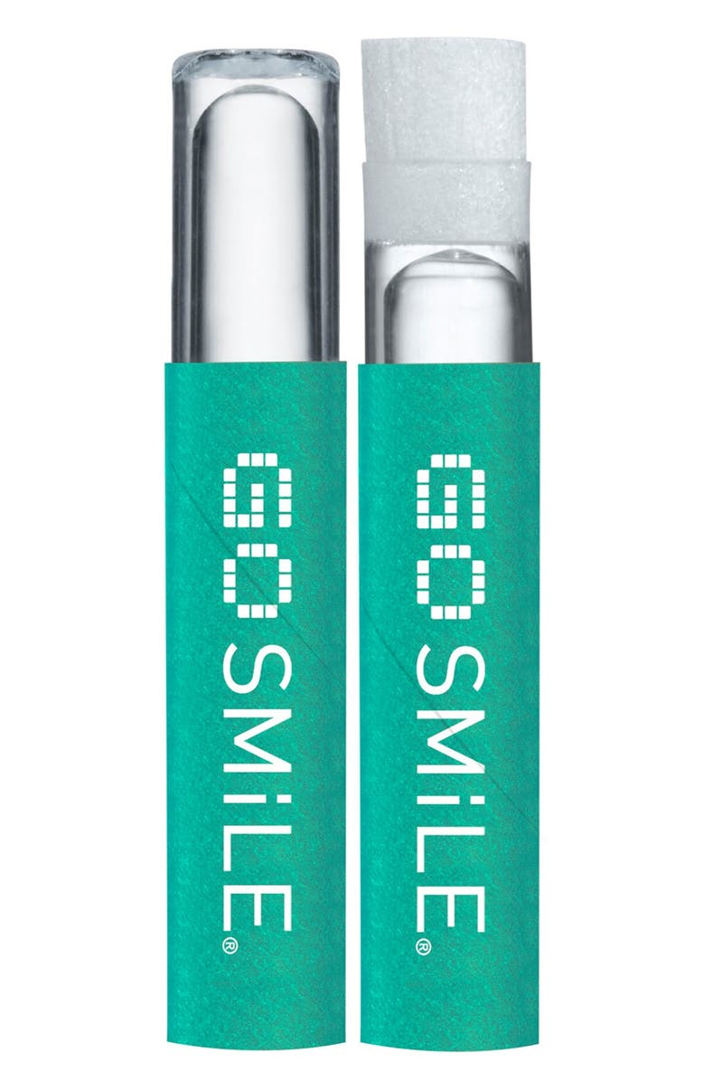GO SMILE<SUP>®</SUP> 'Touch Up - Fresh Mint' Smile Perfecting Ampoules, Main, color, NO COLOR