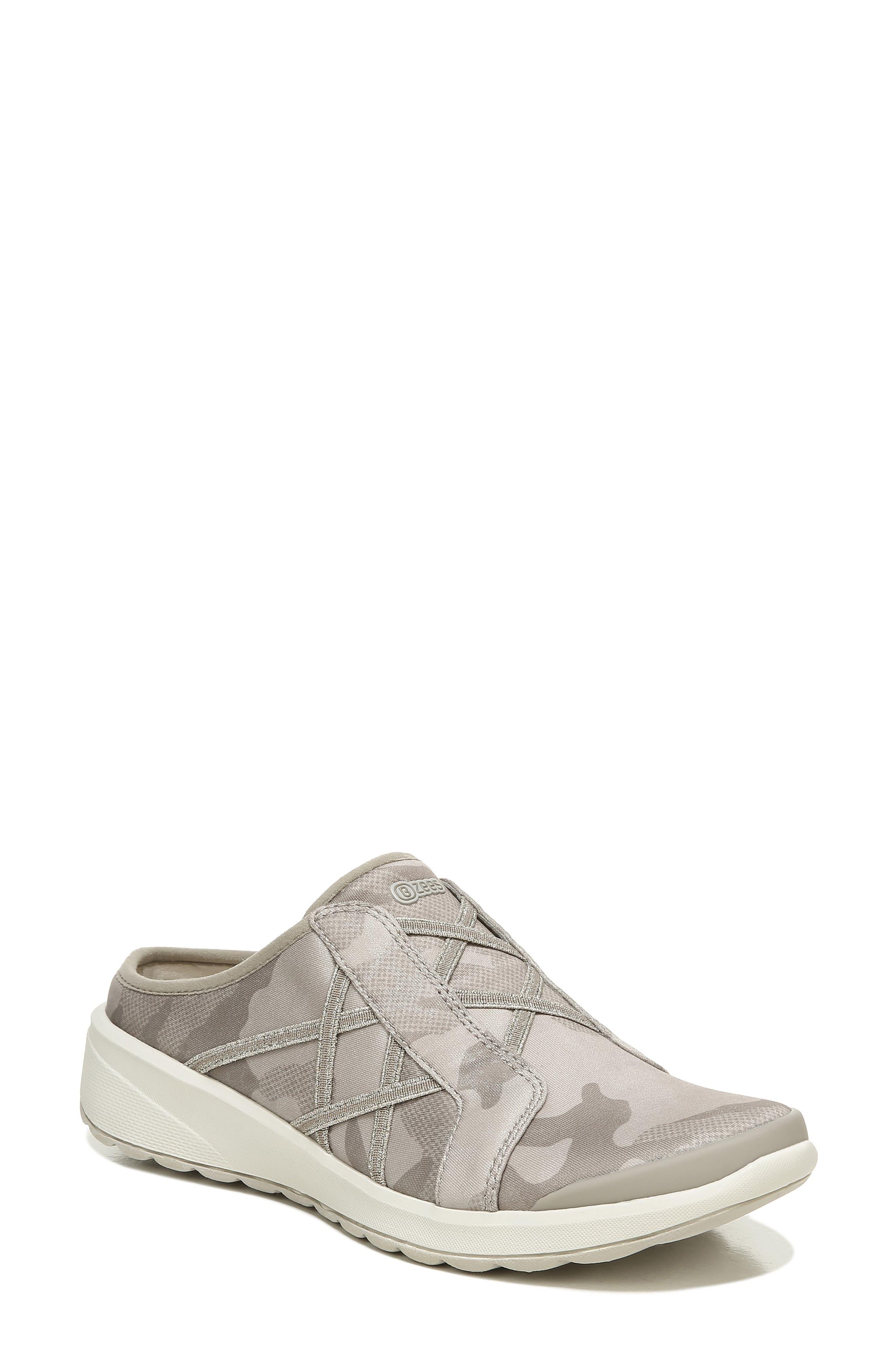 Golden Slip-On Sneaker