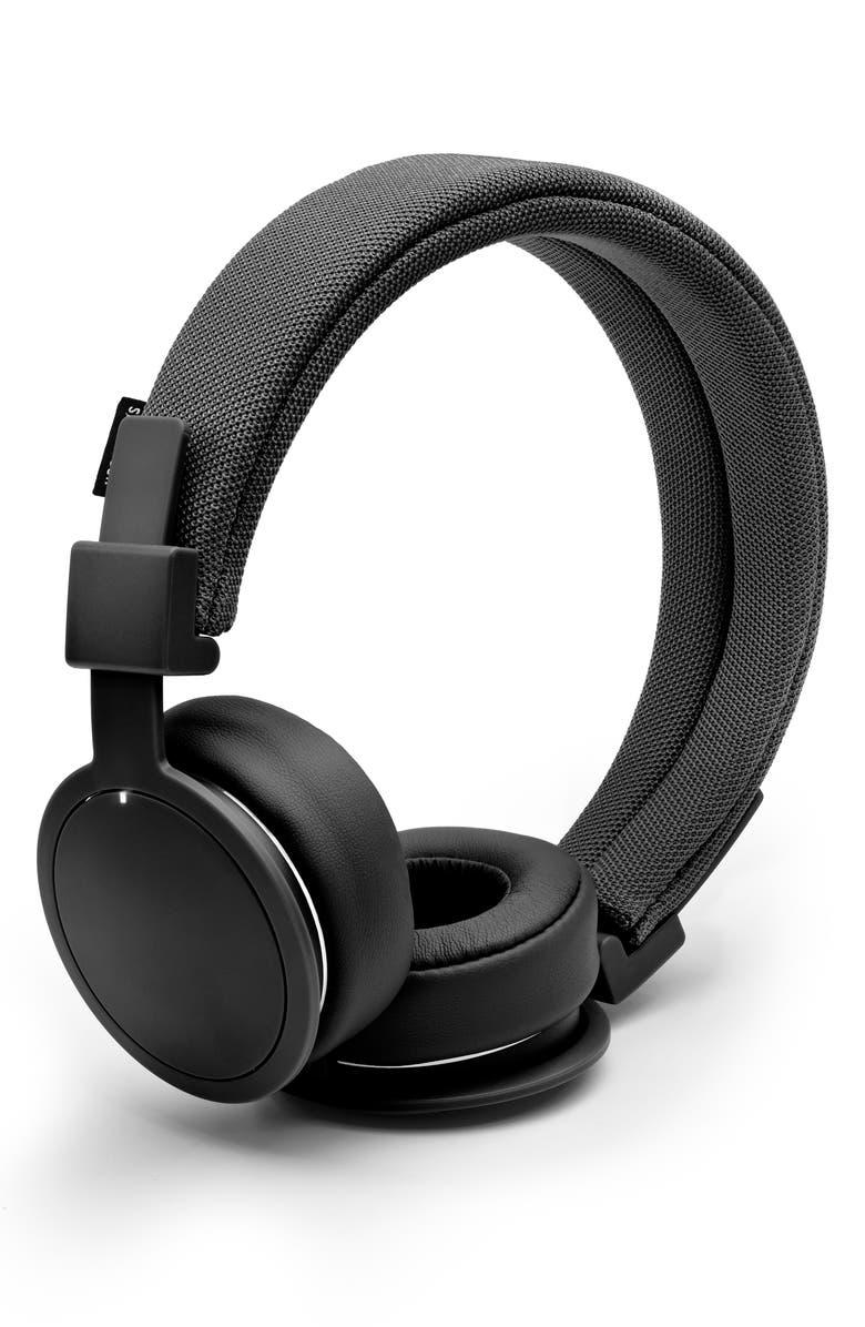 URBANEARS Plattan ADV Wireless Bluetooth<sup>®</sup> Over-Ear Headphones, Main, color, 001