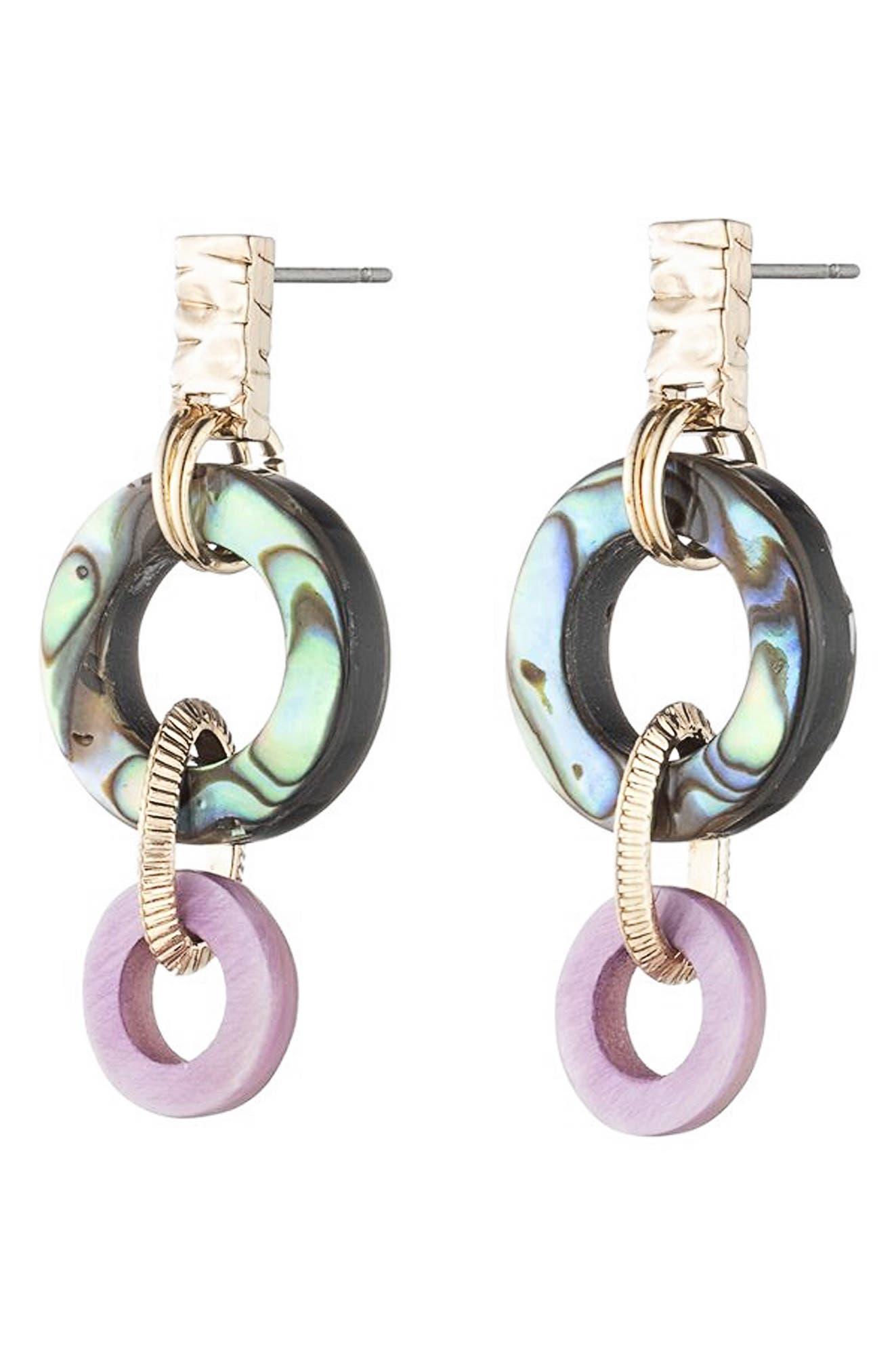 Amora Drop Earrings
