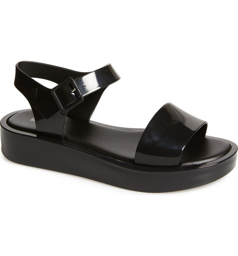MELISSA Mar Platform Sandal, Main, color, 001