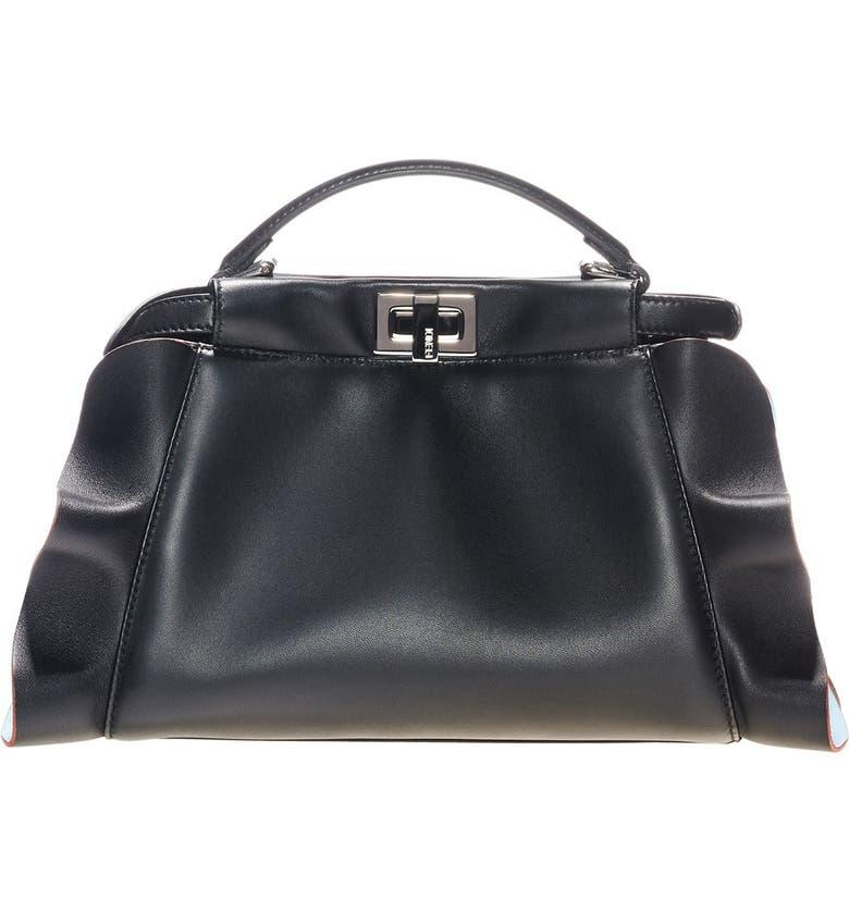 00b039e893 'Mini Peekaboo - Wave' Leather Bag, Main, color, ...