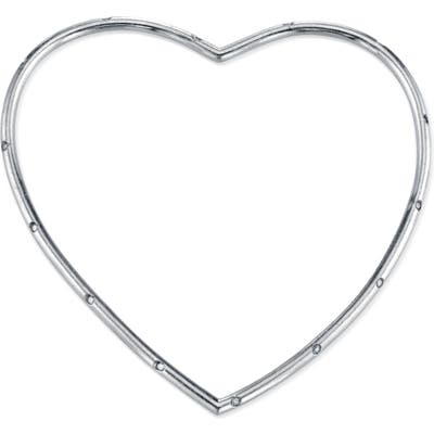 Sheryl Lowe Scattered Heart Bangle