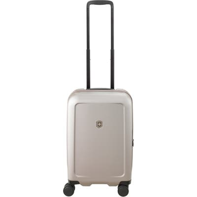 "Victorinox Swiss Army Connex Frequent Flyer 22"" Spinner Hardside Carry-On - Grey"