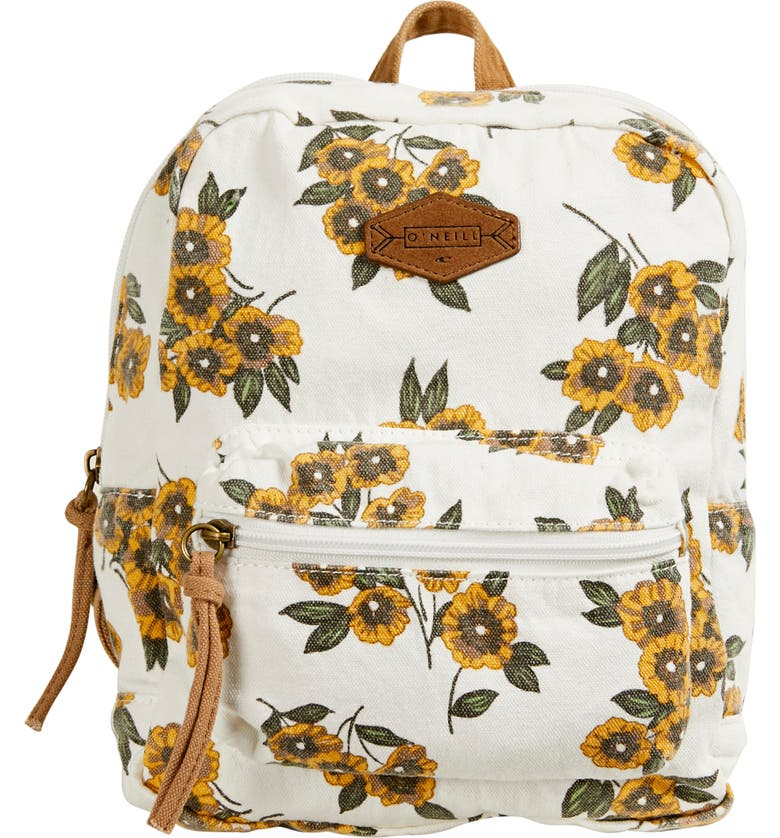 O'NEILL Valley Mini Backpack, Main, color, GOLDIE