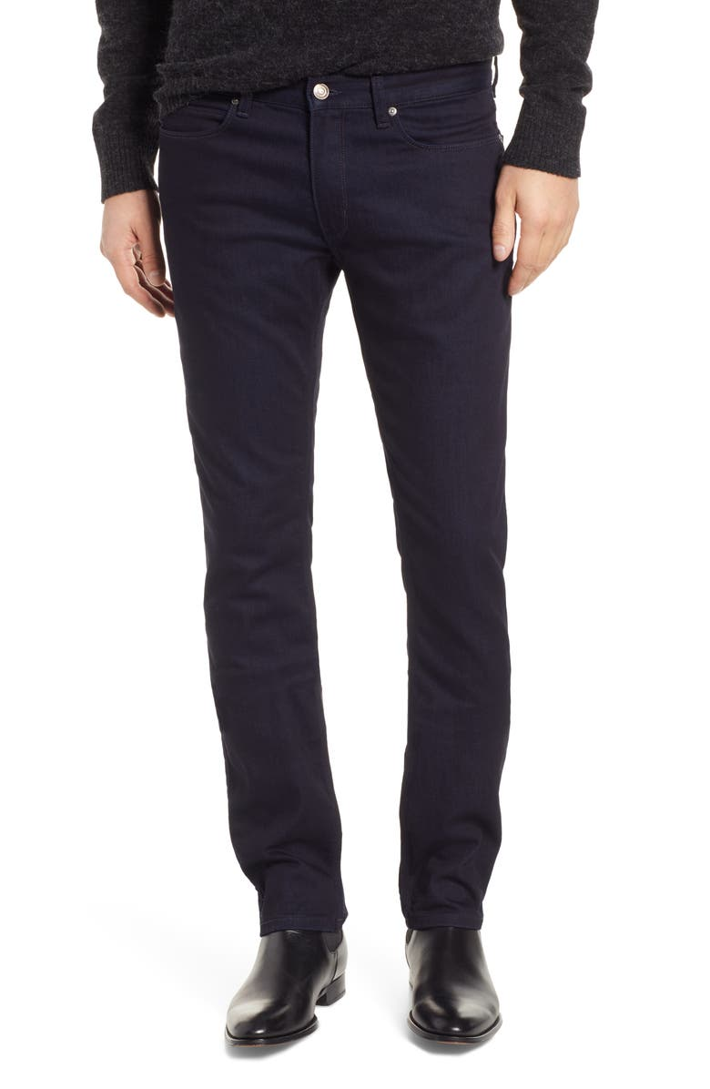 HUGO Dressy Slim Fit Jeans, Main, color, 401