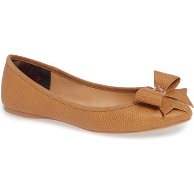 Ted Baker London Sually Flat, Brown
