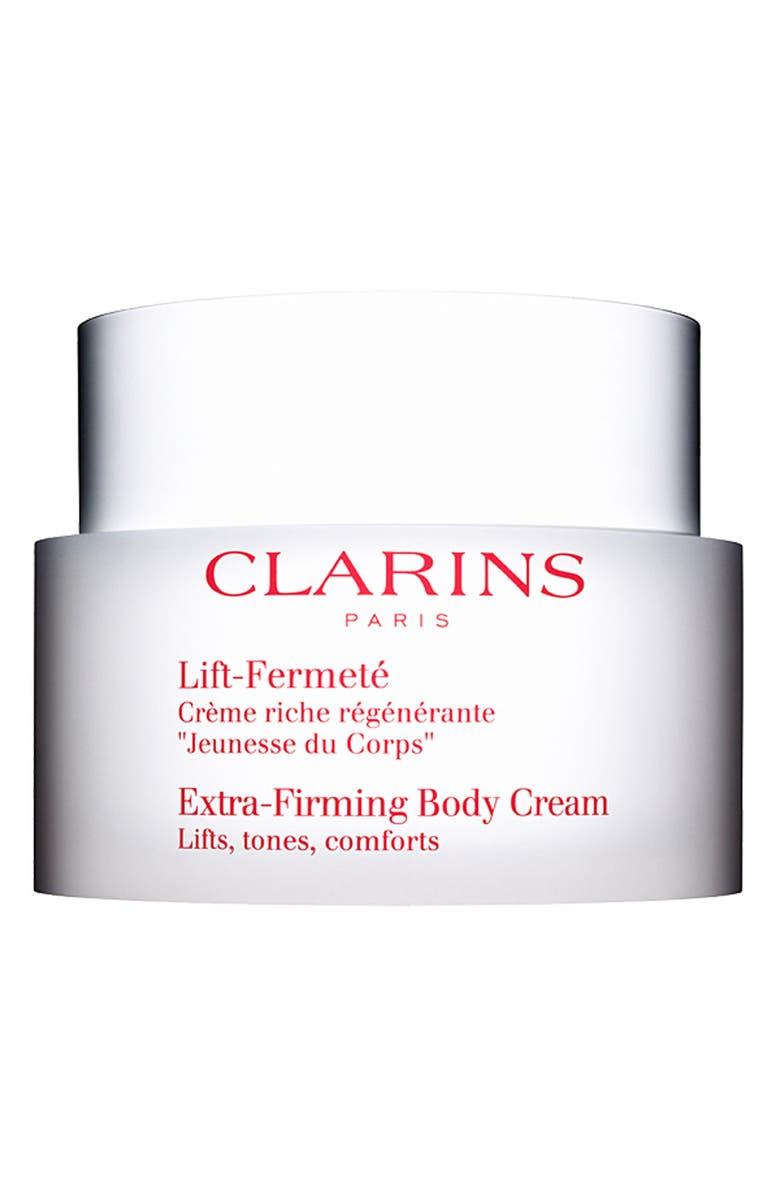 CLARINS Extra-Firming Body Cream, Main, color, NO COLOR