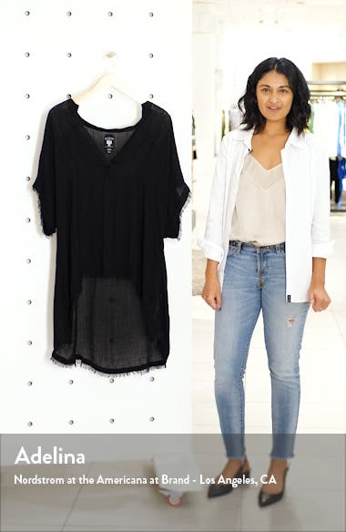 Seek and Find Cover-Up Tunic, sales video thumbnail