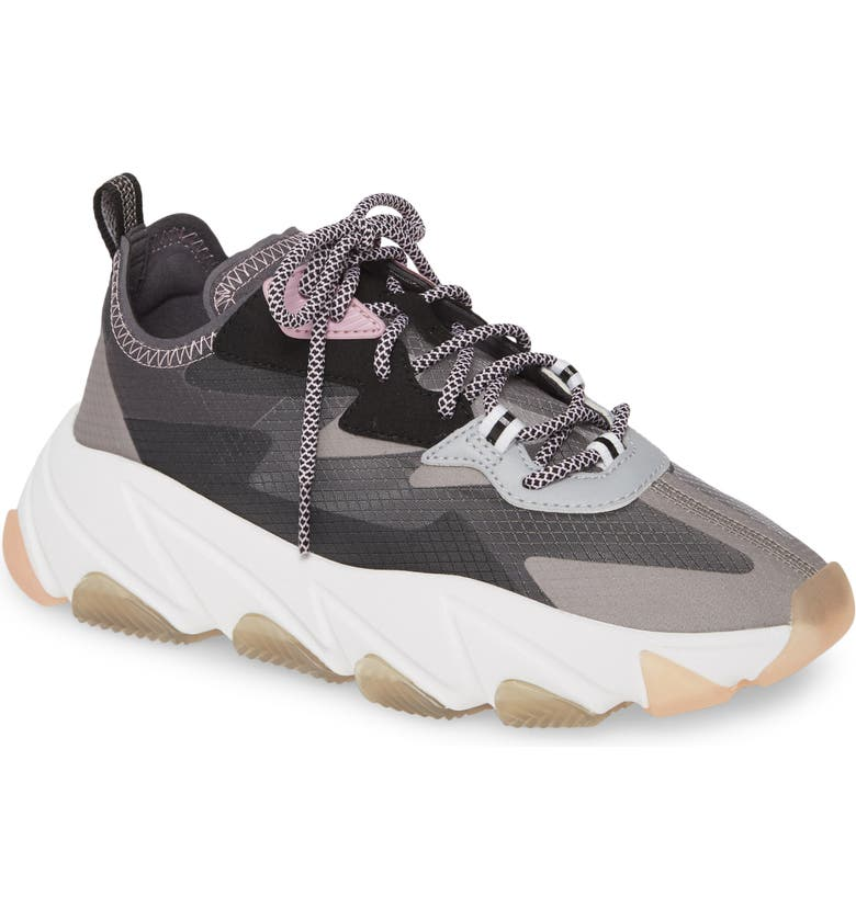 ASH Eclipse Sneaker, Main, color, FOG/ SILVER/ BLACK/ ICE