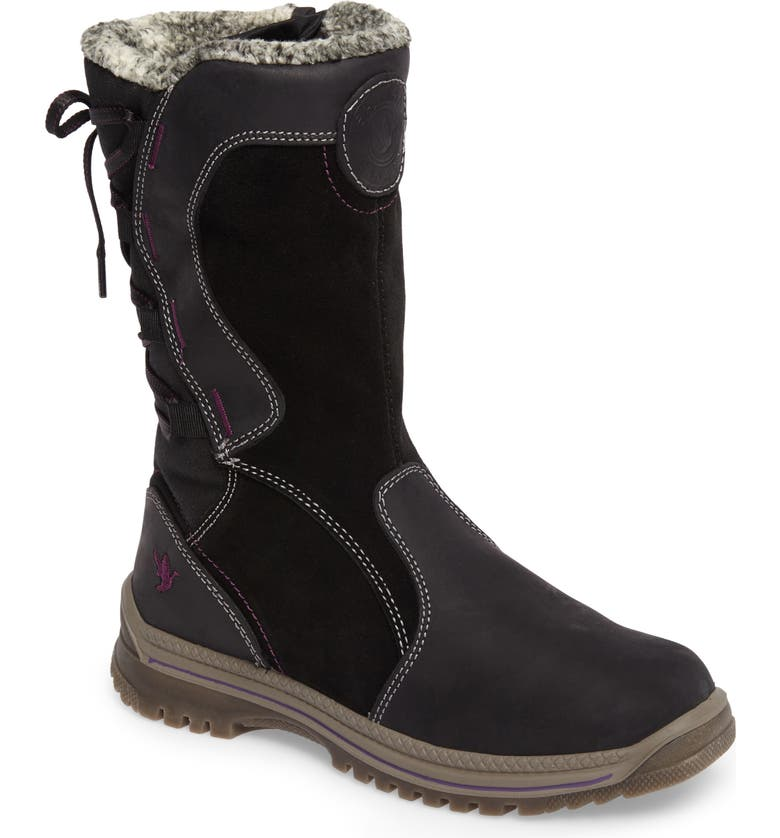 a2d87a2ba Santana Canada Mayer Faux Fur Lined Waterproof Boot (Women) | Nordstrom