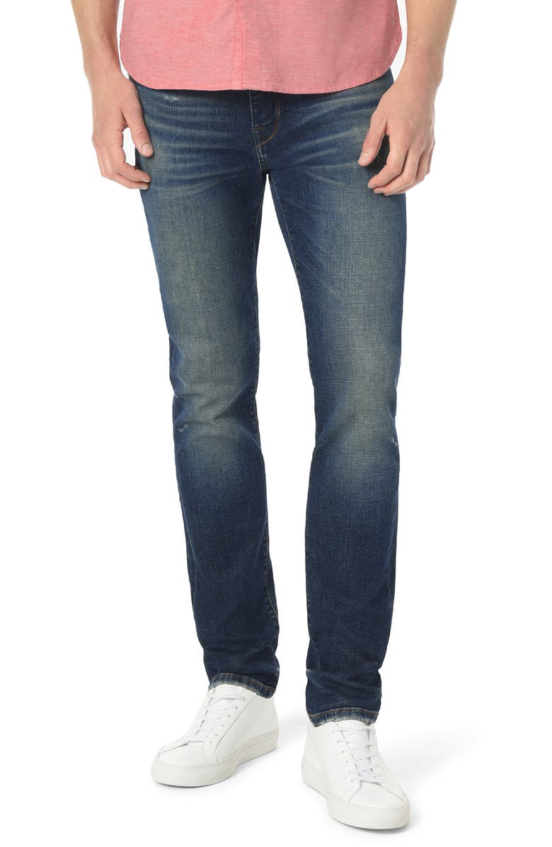 JOE'S The Asher Slim Fit Jeans, Main, color, PLISSKEN