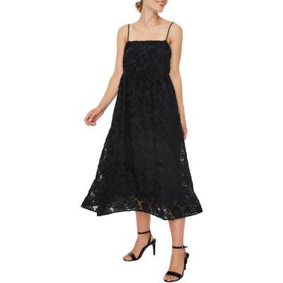 Vero Moda Kaya A-Line Dress, Black