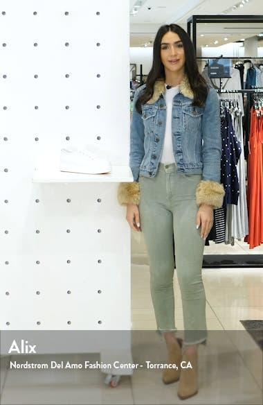 Elore Platform Sneaker, sales video thumbnail