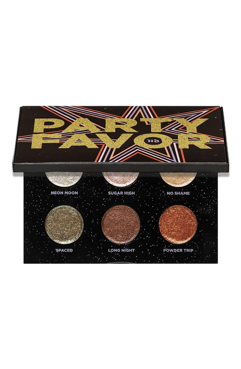 URBAN DECAY Party Favor Moondust Eyeshadow Palette, Main, color, NO COLOR