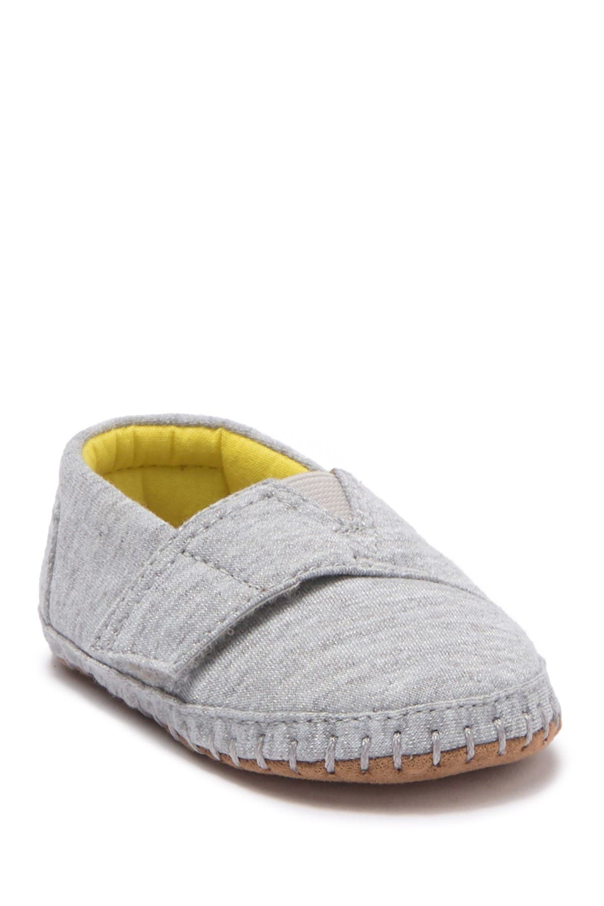 TOMS | Crib Alpargata Slip-On Sneaker