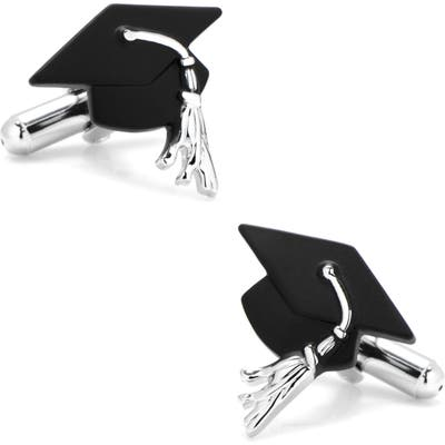 Cufflinks, Inc. Graduation Cap Cuff Links