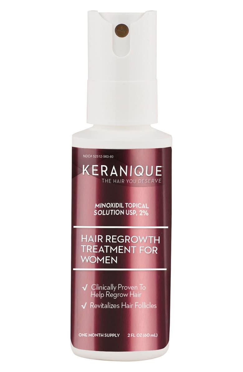 KERANIQUE Hair Regrowth Treatment, Main, color, No Color