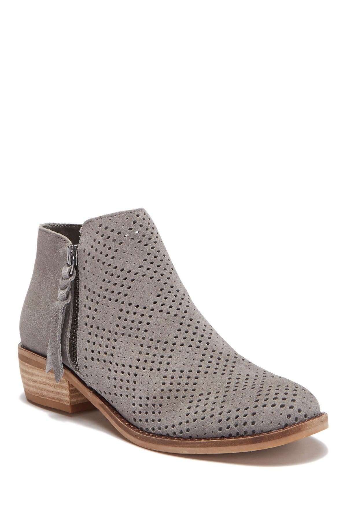 Image of Dolce Vita Sydnie Suede Ankle Boot
