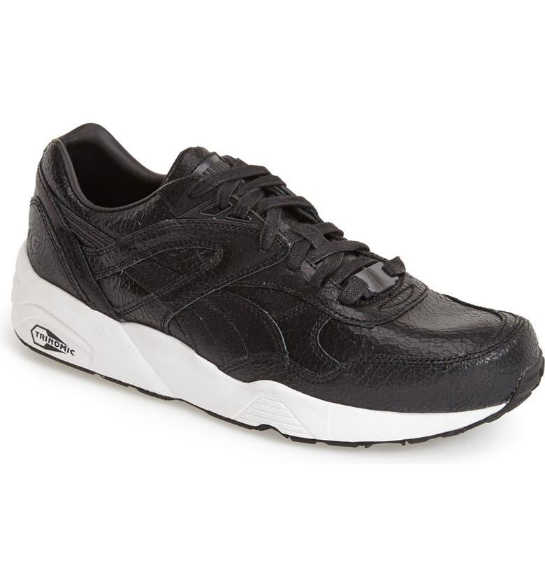 PUMA 'R698 Trinomic CRKL' Leather Sneaker (Men) | Nordstrom