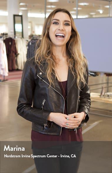 Long Sleeve Fleece Knit Dress, sales video thumbnail