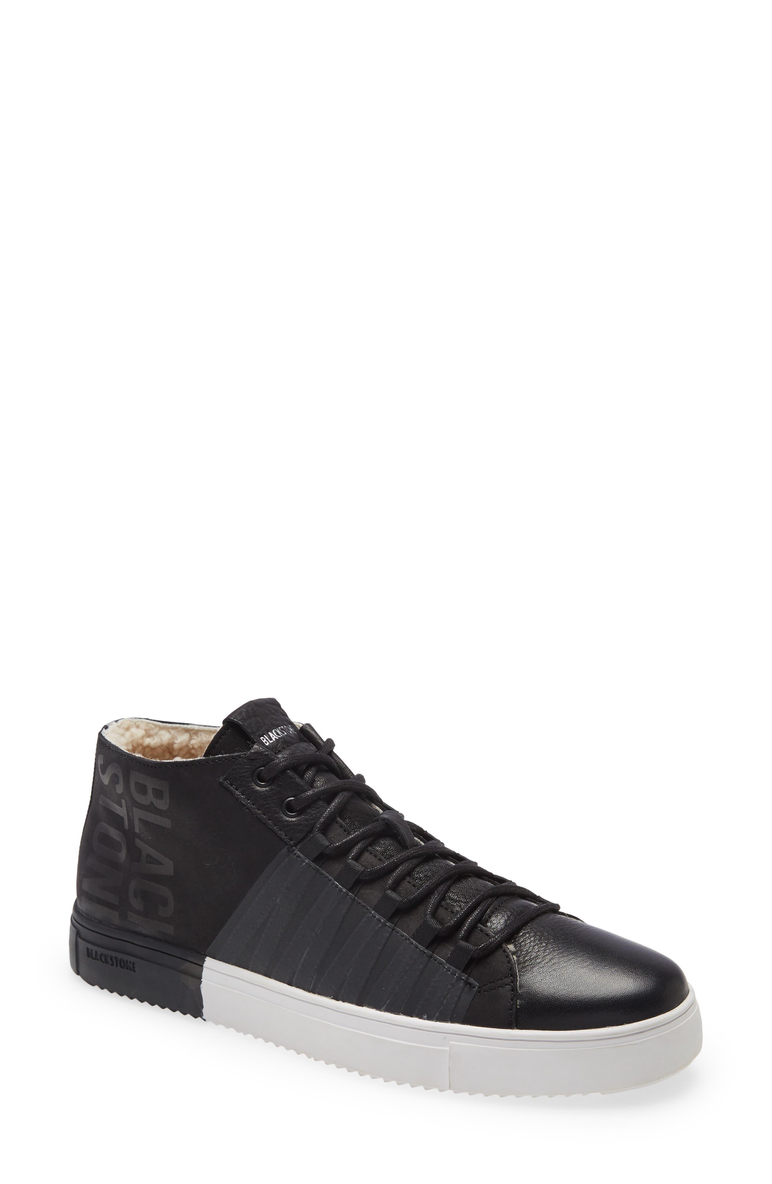 Genuine Shearling Lined Sneaker