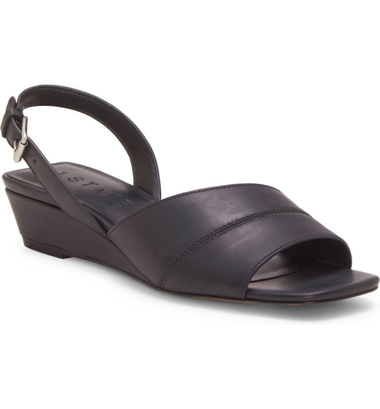 1.STATE Nai Slingback Sandal, Main, color, BLACK LEATHER