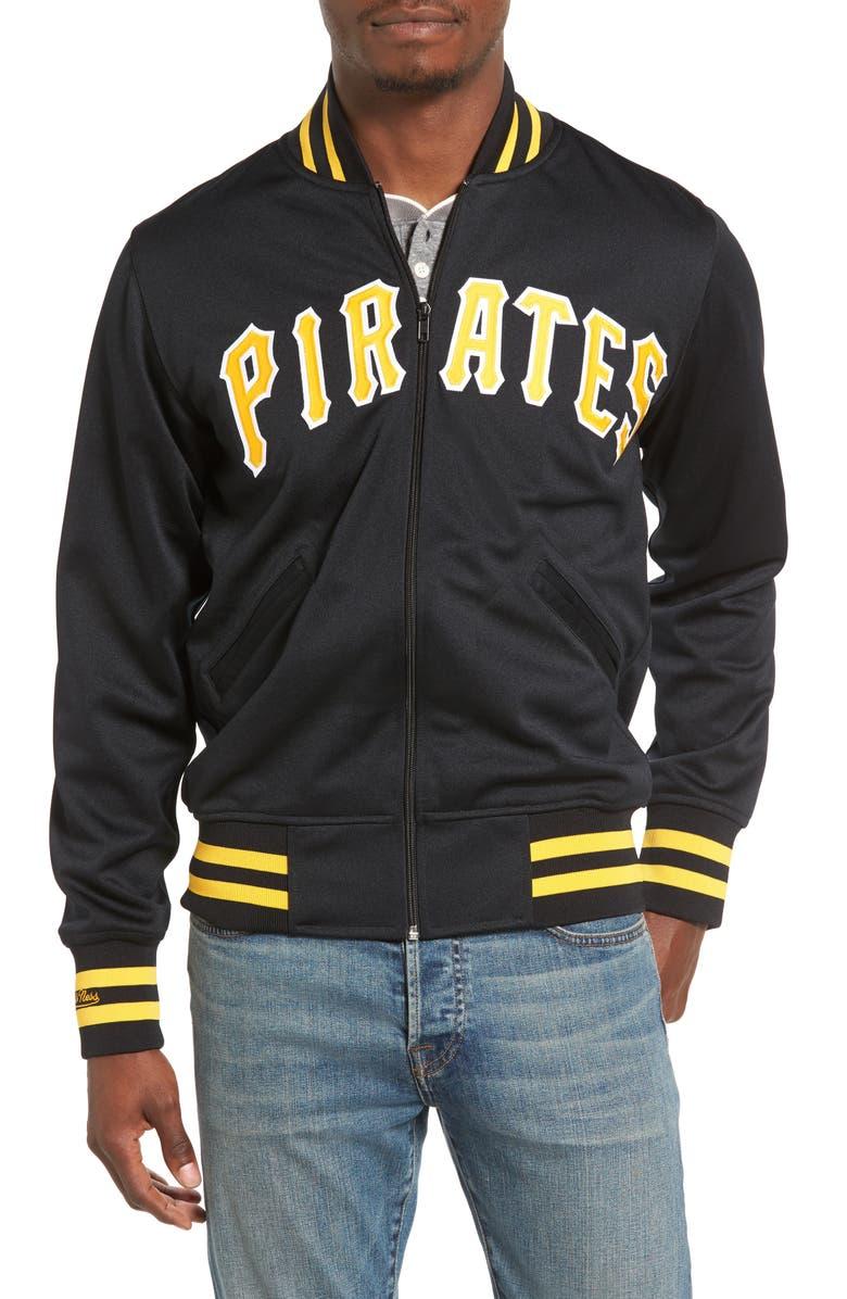 meet 65840 9cb77 Mitchell & Ness Authentic BP - Pittsburgh Pirates Baseball ...