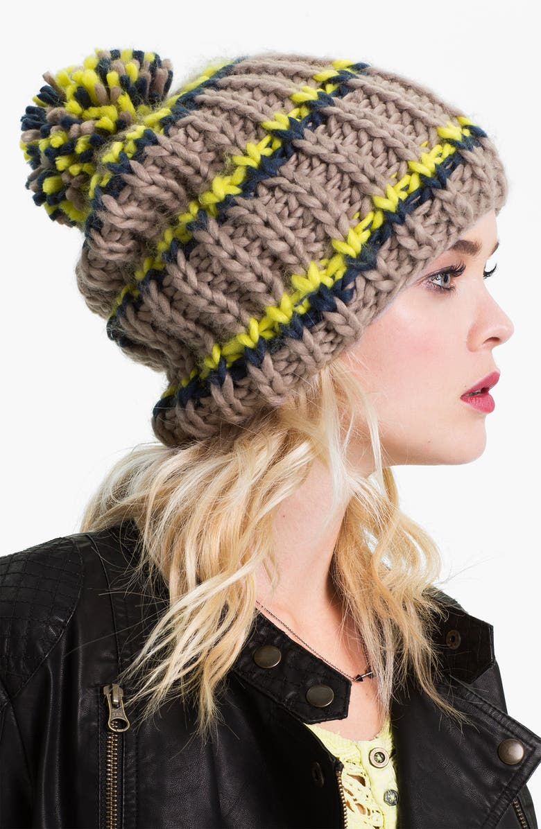 73a2ac8b6 Free People Chunky Knit Beanie   Nordstrom