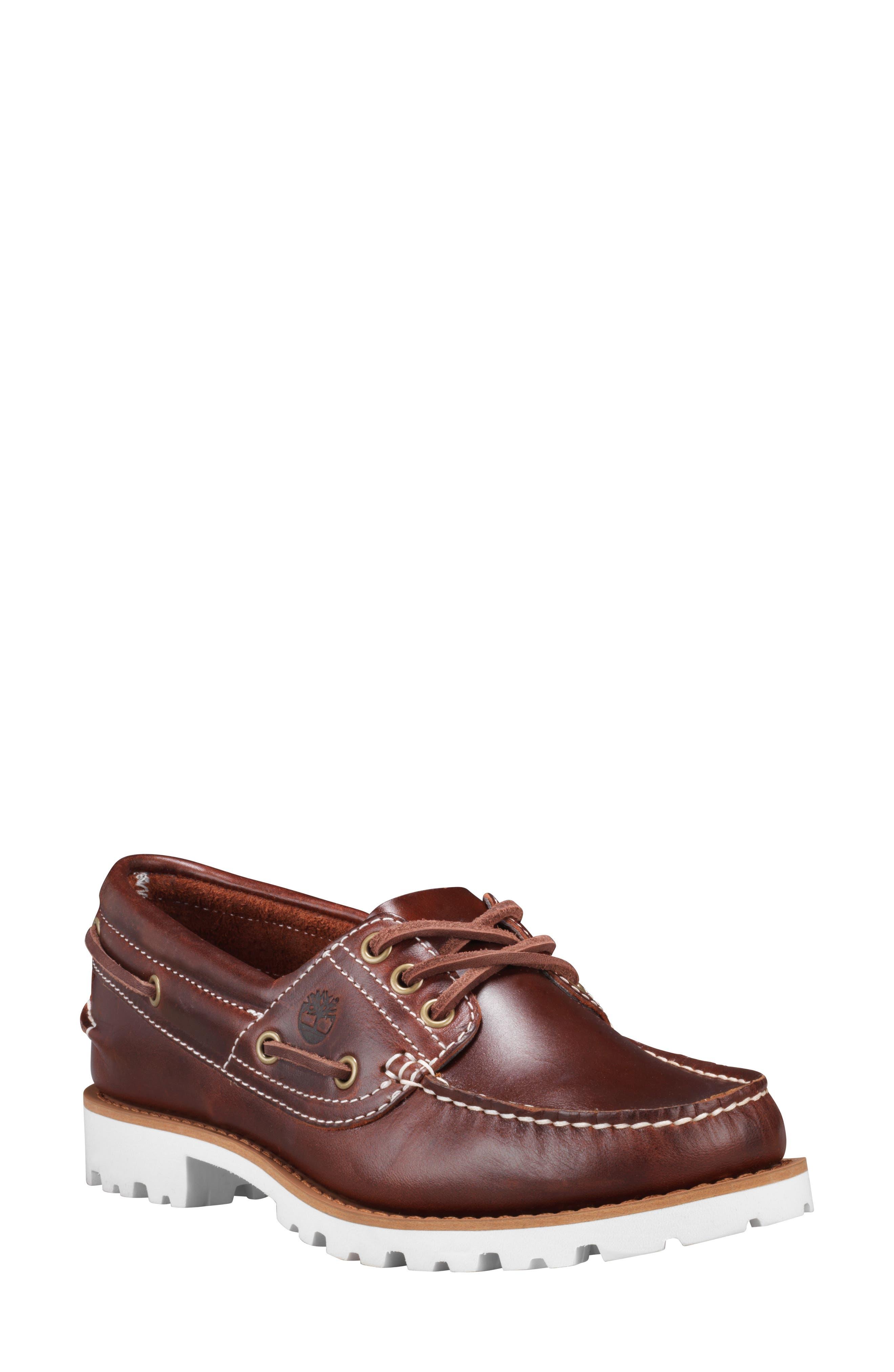 Timberland Noreen Boat Shoe