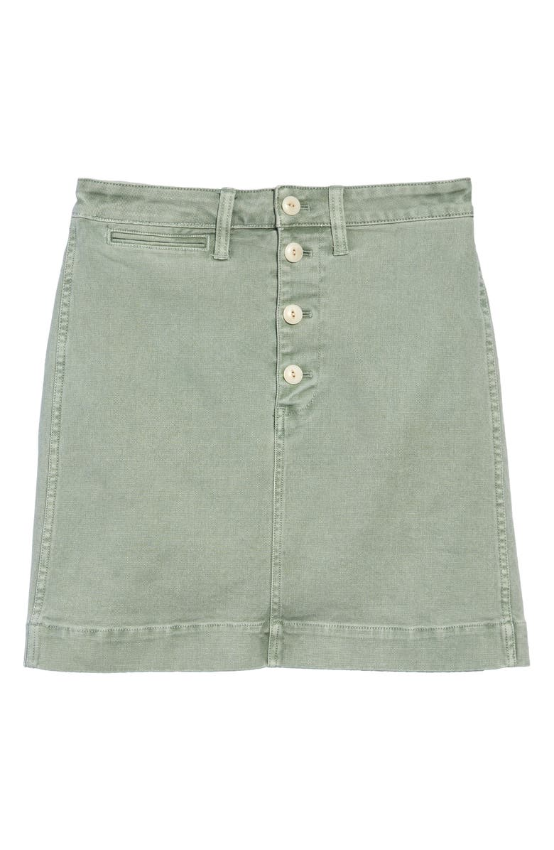 Madewell Emmett Straight Skirt