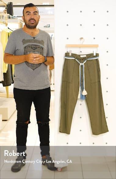 The Vintage Army Pants, sales video thumbnail