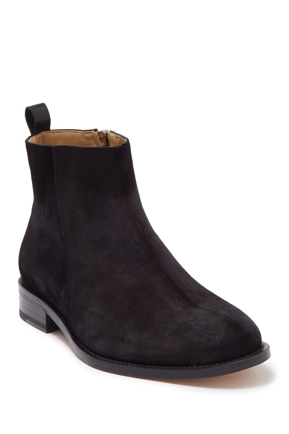 Image of Collegium Zipper Ankle Boot