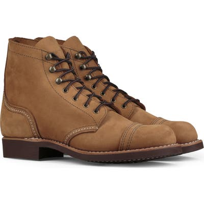Red Wing Iron Ranger Boot, Brown