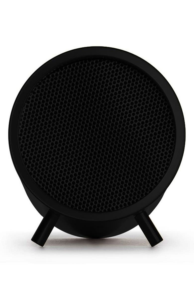 LEFF AMSTERDAM Tube Wireless Bluetooth<sup>®</sup> Audio Speaker, Main, color, BLACK