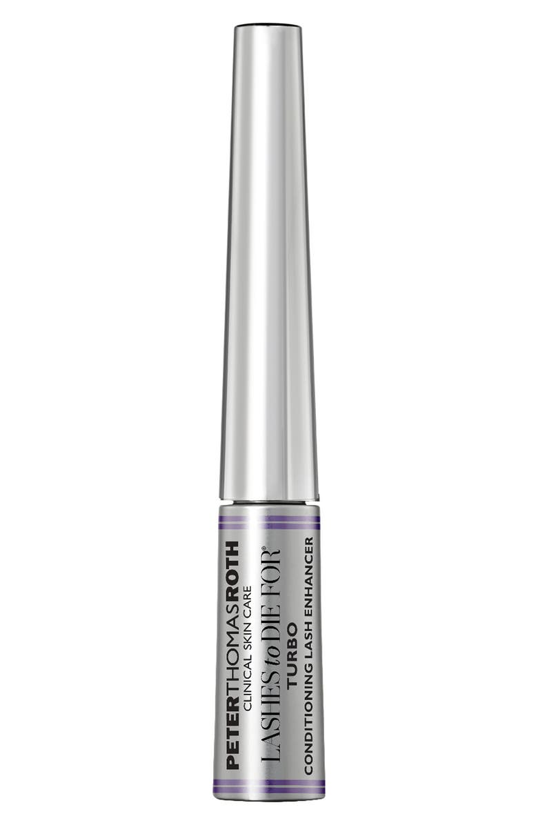 PETER THOMAS ROTH Lashes to Die For<sup>®</sup> Turbo Conditioning Lash Enhancer, Main, color, NO COLOR
