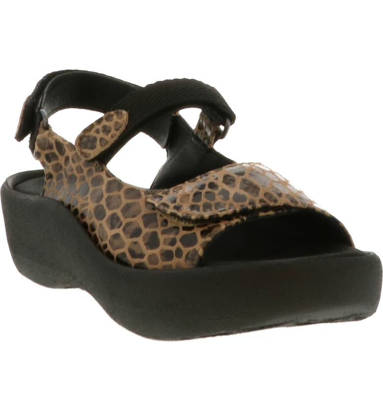 WOLKY Jewel Sport Sandal, Main, color, 201