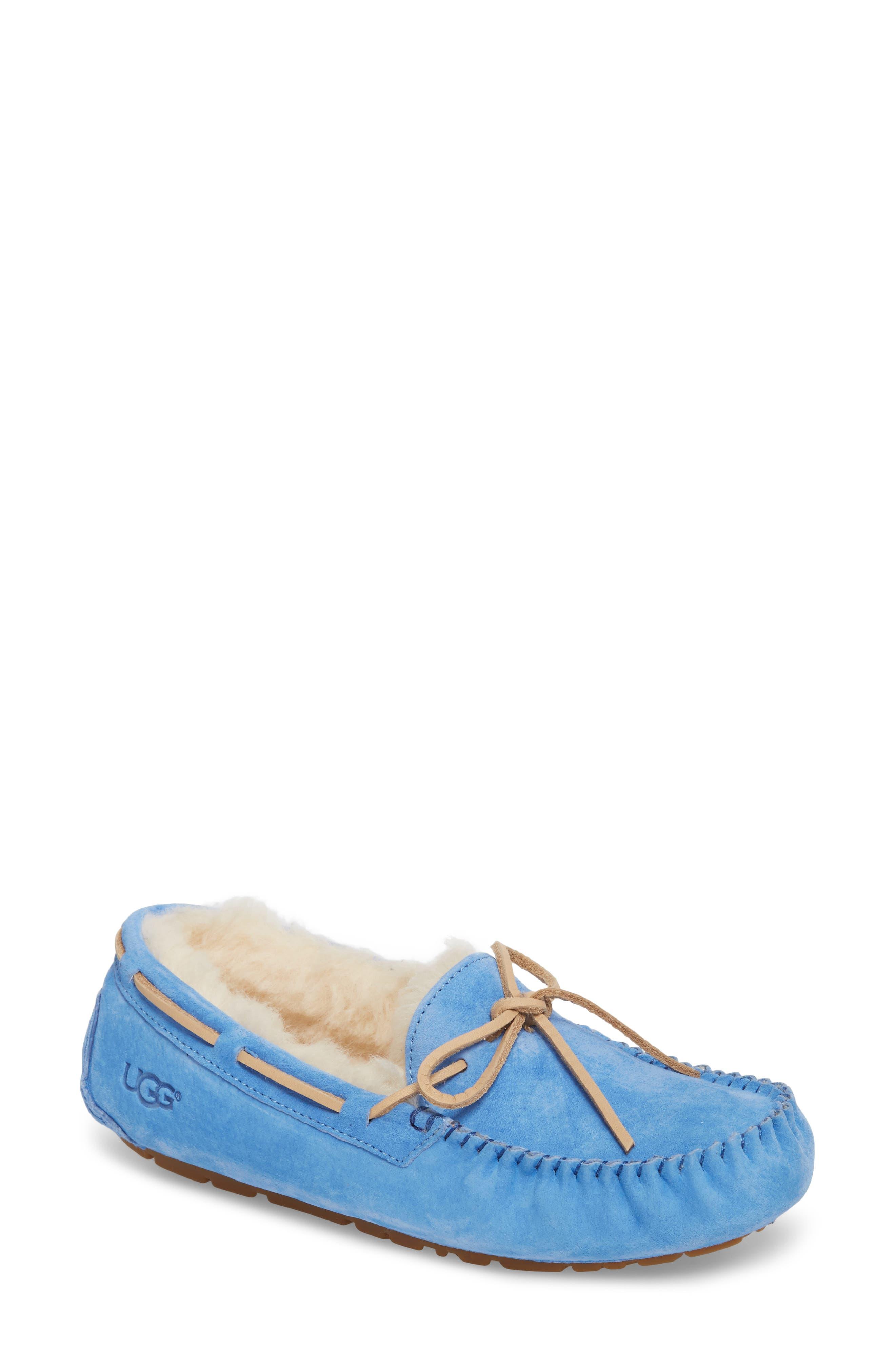 ,                             Dakota Water Resistant Slipper,                             Main thumbnail 46, color,                             402