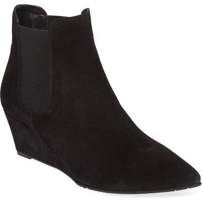 Pedro Garcia Olie Pointy Toe Wedge Bootie