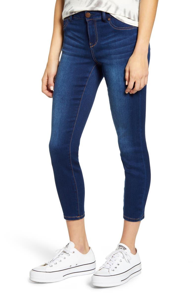 1822 DENIM Butter Ankle Skinny Jeans, Main, color, LENNOX