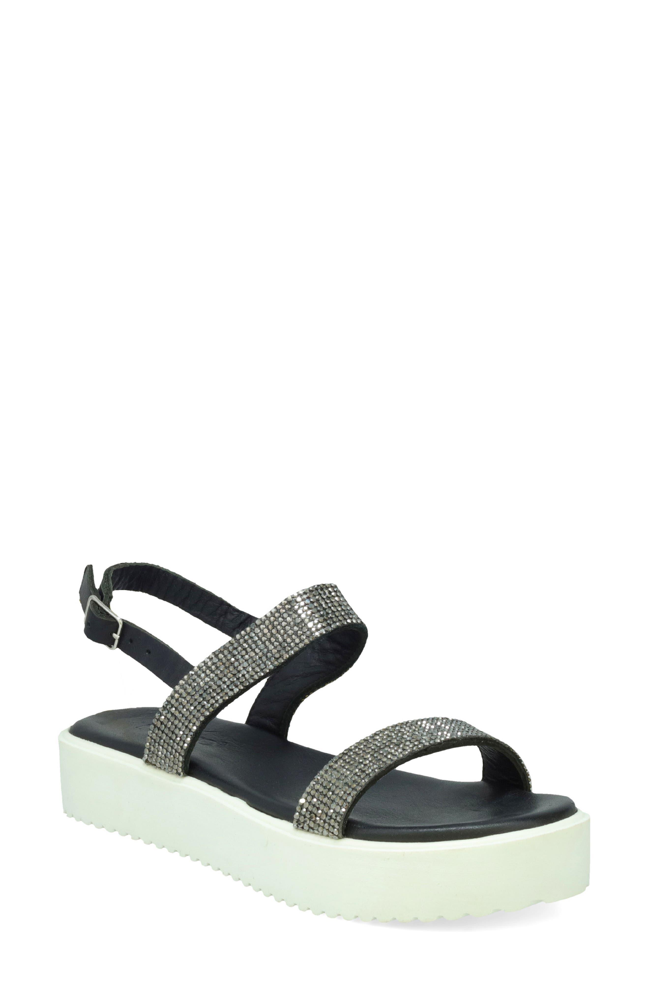 Jaden Platform Sandal