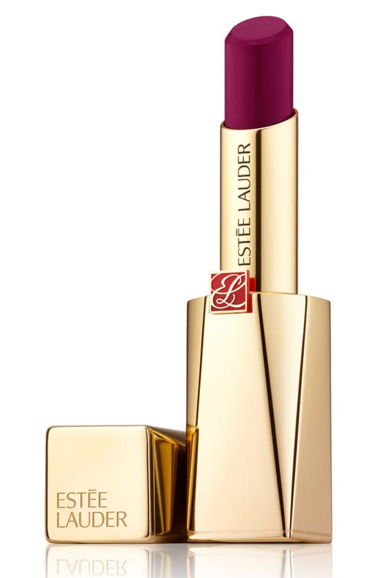 Estée Lauder Pure Color Desire Rouge Excess Creme Lipstick In Devastate-matte