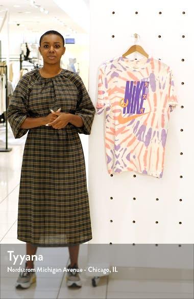 Sportswear Festival Tie Dye Graphic Tee, sales video thumbnail