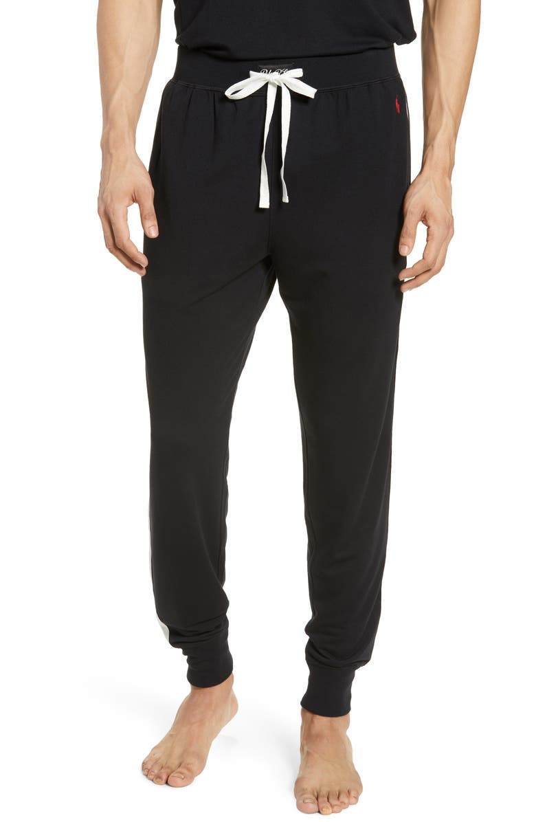 POLO RALPH LAUREN Terry Cloth Jogger Pants, Main, color, 006