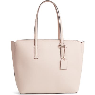 Kate Spade New York Large Margaux Leather Tote - Pink