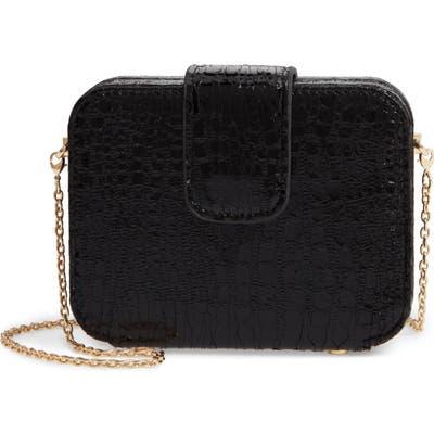 Bp. Crackle Crossbody Bag - Black